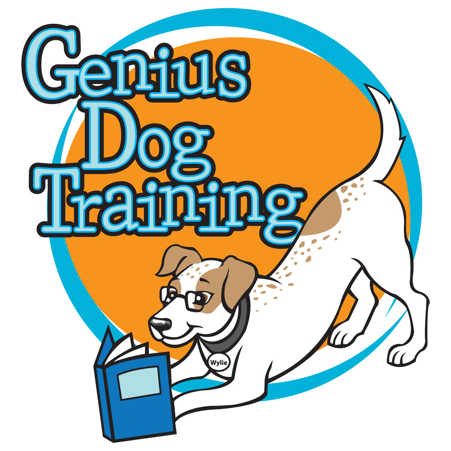 Genius Dog Training Logo